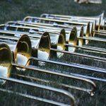 Trombones instrumentos musicales